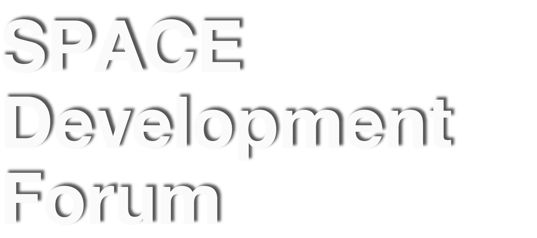 SPACE Development Forum 2018